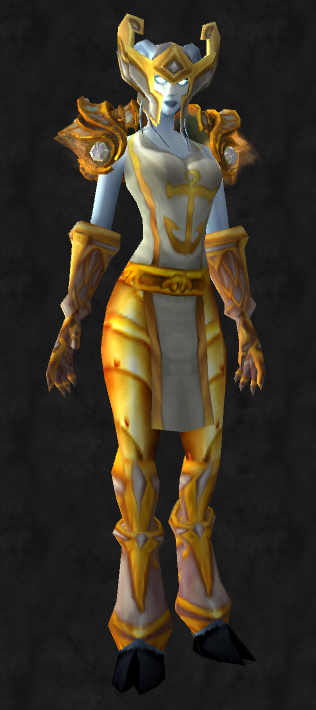 Theramore Tabard Transmog – Pally Plate | Pretty Fly for a Draenei