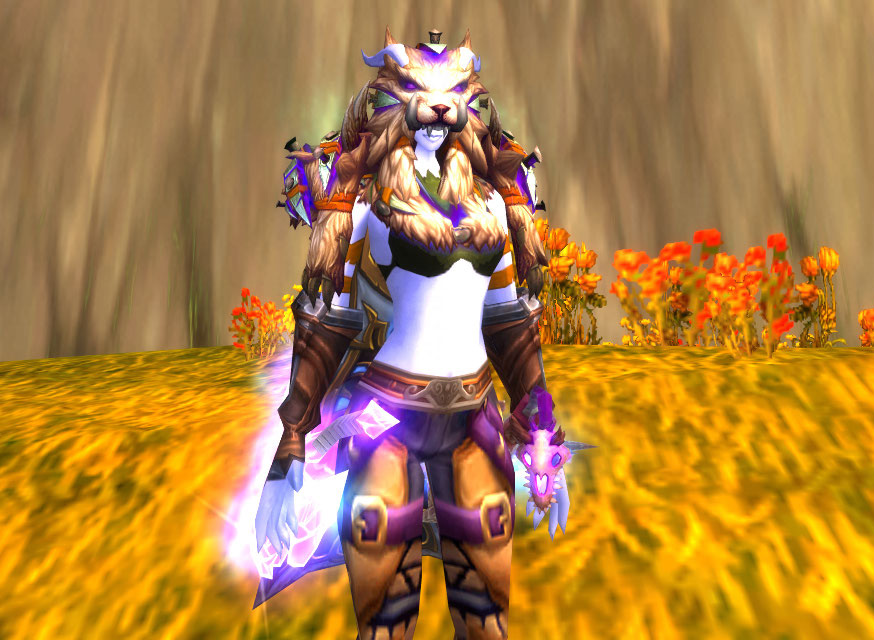 Fabuleux Pretty Fly for a Draenei DS61